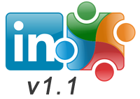 JLinked - LinkedIn for Joomla v1.1